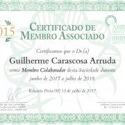 SBBME Certificado Associado