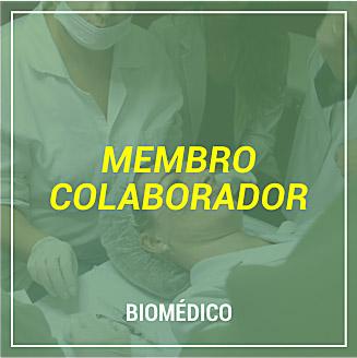 Membro Colaborador (Biomédicos)